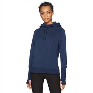 Core 10- relaxed fit fleece hoodie